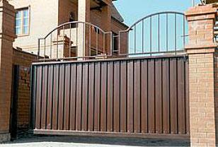 Сдвижные ворота в томске фарнитура ворота с монтажем